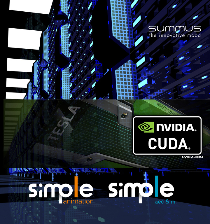 Simple Cloud Platforms NVIDIA Cuda